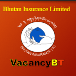 Bhutan Insurance Limited Jobs Vacancy 2019