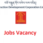 CDCL Bhutan Jobs Vacancy 2019
