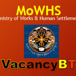 MoWHS Recent Vacancy Announcement 2019