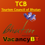 Tourism Council of Bhutan Vacancy Announcement 2019