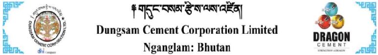 www.dccl.bt Vacancy 2019