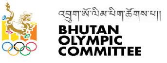 bhutanolympiccommittee.org Vacancy 2020