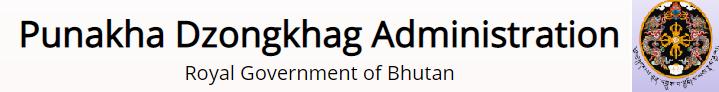 www.punakha.gov.bt Vacancy 2021